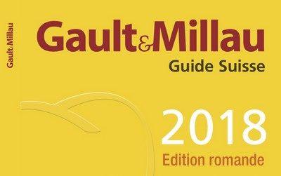 Gault & Millau 2018 – Nous conservons nos 14 points